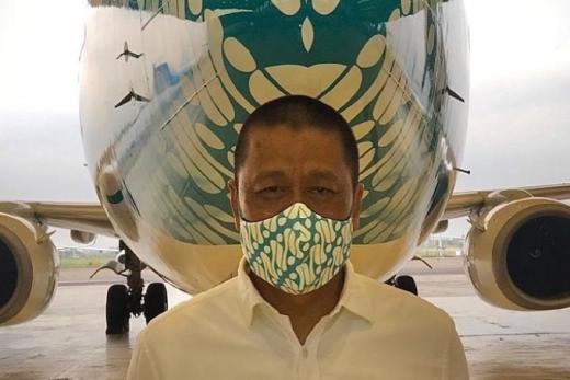 Garuda Indonesia Siap Implementasikan Subsidi PJP2U di Komponen Tarif Pesawat