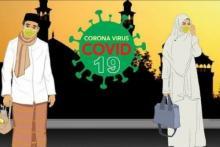 Akses Keluar-Masuk Pesantren Ini Dibatasi Pasca 44 Orang Positif Covid-19