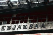 Gedung Kejagung Terbakar atau Dibakar? Legislator Minta Polri Transparan