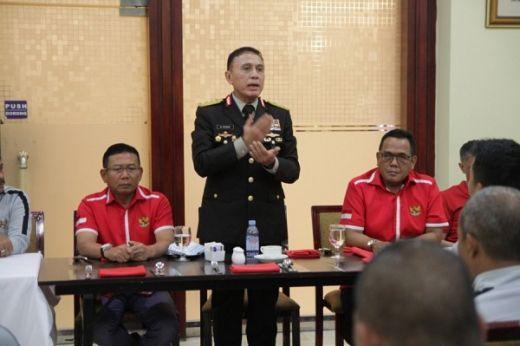 PSSI Sudah Laporkan Semua Insiden di Malaysia