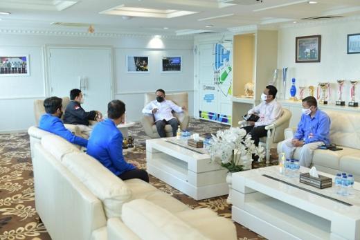 Menpora Berharap Kongres PMII Sukses dan Hasilkan Pemimpin Sesuai Amanah