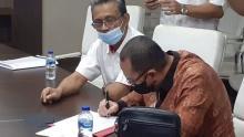 Wibisono Siap Bersaing dengan Anindya Bakrie