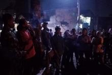 Warga Serpong Demo, Jenazah Positif Corona dari Pamulang Dimakamkan di Serpong