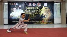 Atlet Wushu Junior Jawa Timur Merajai