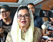 Mantan Menkes Siti Fadilah: Covid-19 Tak Seberat Flu Burung
