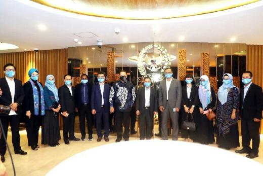 Bamsoet Berharap Partai Gelora jadi Parpol Berkualitas di Indonesia