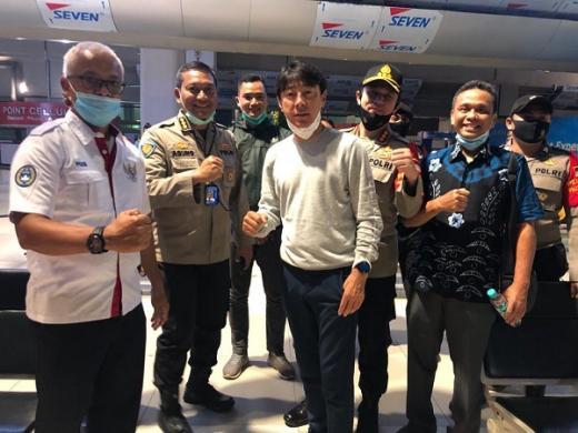 Iwan Bule Ingatkan Kembali Shin Ta Yong Soal Protokol Kesehatan