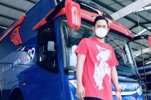 Bus Khusus Tambah Prestise Arema FC