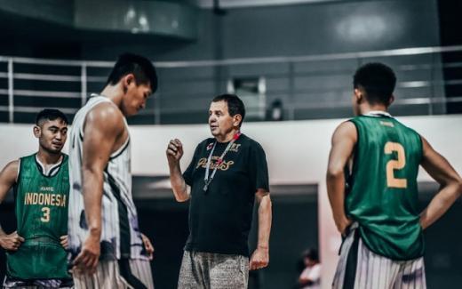 Timnas Indonesia Dapat Pesan Legenda Basket