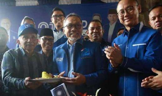 Zulkifli Hasan Jelaskan soal PAN Tak Ikut Kabinet Jokowi