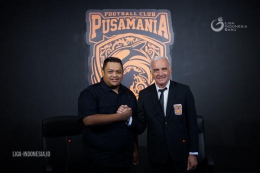 Presiden Borneo FC Dukung Perekrutan Kembali Mario Gomez