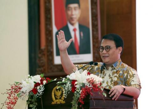 Ahmad Basarah: Mengganti Pancasila Berarti Menghancurkan NKRI