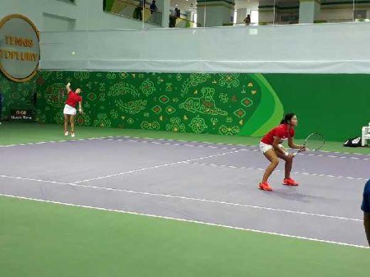 Jessy/Lavinia Ke Semifinal, Rifki/Deria Raih Perunggu