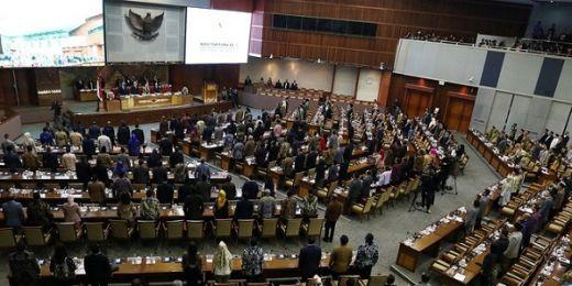 Rapat Paripurna ke-3 DPR RI Sepakati Komposisi Kenggotaan Fraksi pada AKD