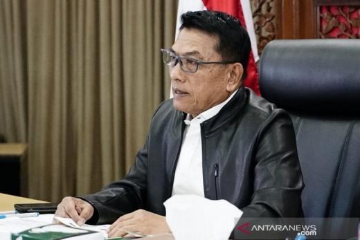 Moeldoko Bilang Tidak Mencalonkan Jadi Ketua Umum PB PBSI