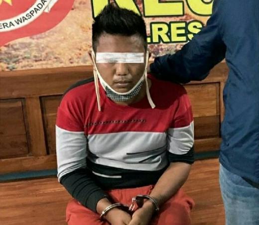 Fakta Terbaru, Pelaku Tega Bunuh dan Bakar Saudara Jokowi Karena Enggan Ditagih Utang Rp145 Juta