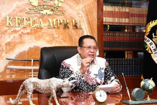 MPR minta Vaksinasi Prioritaskan Pulau Jawa