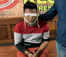 Bunuh Saudara Jokowi dengan Linggis di Kandang Ayam, Ini Tampang Pelakunya