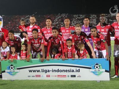WCP Siapkan 18 Pemain Bali United Hadapi PSM