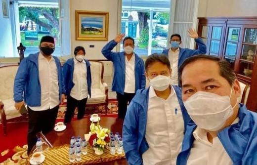 Ucapkan Selamat ke 6 Menteri dan 5 Wamen Baru, LaNyalla: Semoga Amanah