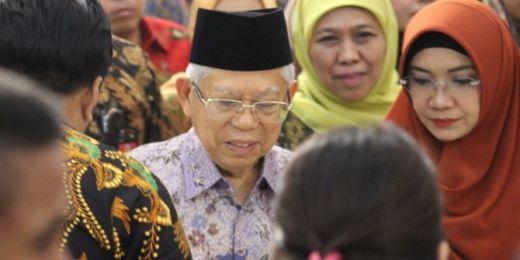 Maruf Amin: Ajaran Agama Sering Dimanipulasi untuk Kepentingan Duniawi