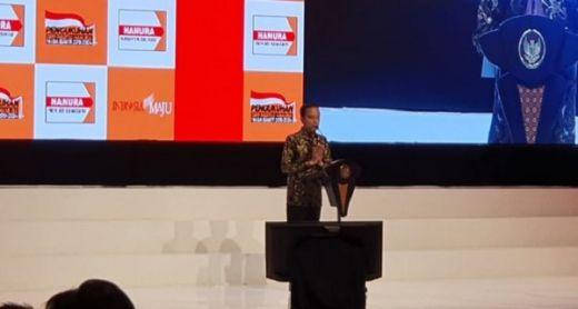 Di Depan Kader Hanura, Jokowi Curhat Soal Tak Diundang Oso ke Munas Hanura