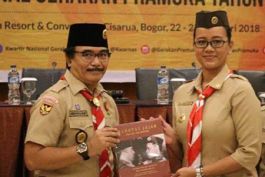 12 April Diusulkan Jadi Hari Bapak Pramuka Indonesia