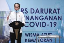 Jokowi Putuskan UN 2020 Ditiadakan karena Pandemi Covid-19