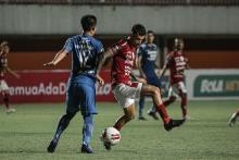 Bali United FC dan Persib Bandung Berbagi Poin