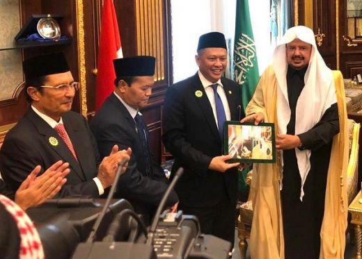 Dipimpin Hidayat Nur Wahid, MPR RI Gagas Pembentukan Majelis Syuro Dunia