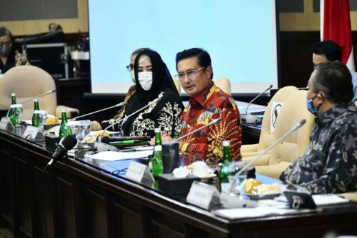 Pandemi Covid-19 Belum Berlalu, Fadel Muhammad: Kita Harus Ambil Langkah Berani