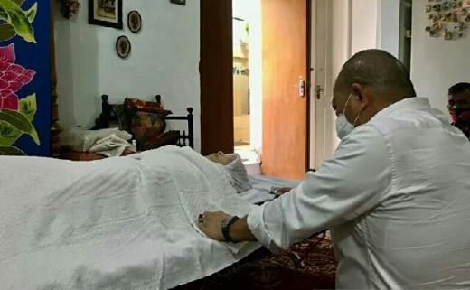 Inalillahi, Ibunda Ketua DPD LaNyalla Mattalitti Wafat