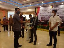 Industri Tambang Nasional Sumbangkan Ventilator Buatan UI ke RS Rujukan Covid-19