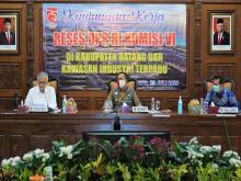 Komisi VI DPR Sebut KIT Batang Miliki Daya Tarik bagi Investor Domestik
