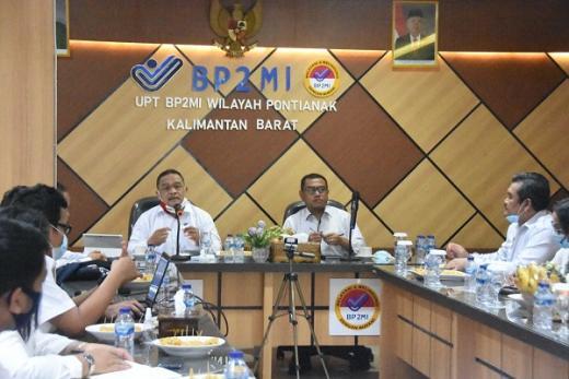 Serius Lindungi PMI, Benny Rhamdani: Pegawai BP2MI, Jangan Cuma jadi Pemadam Kebakaran