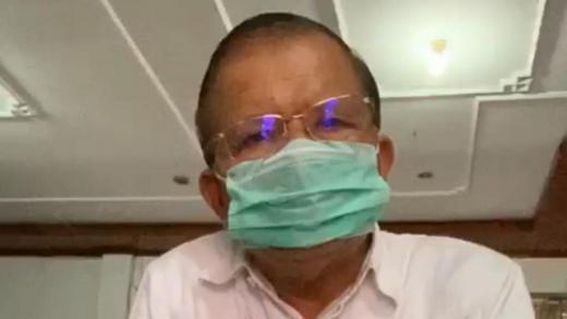 Waduh Bupati Padang Pariaman Positif Meski Pakai Kalung Anticovid Kementan