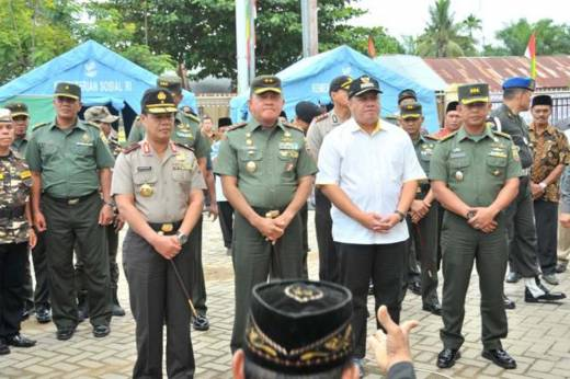 Pangdam I Bukit Barisan Apresiasi Bupati Inhu, Lodewyk Pusung: FKPPI Harus Mampu Menjasi Solusi
