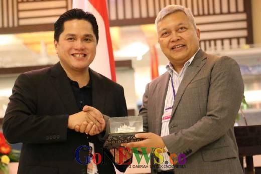 Dubes RI Dukung Kontingen Indonesia di Asian Beach Games V di Vietnam