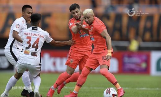 Lini Belakang Borneo FC Tetap Jadi Sorotan