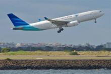 Dukung Visi Poros Maritim, Garuda Resmi Buka Penerbangan Kargo Manado – Narita (Jepang)