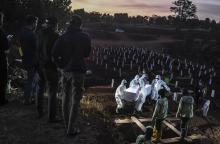 Pemerintah Berencana Ubah Definisi Angka Kematian Akibat Covid-19