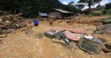 Sedang Menolong Orang Terseret Banjir Bandang di Bandung, Seorang Karyawan Justru Malah Meninggal Dunia