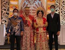 Sah! Akbar Ajudan Pribadi Menikah dengan Hijaber Cantik, Maharnya 88 Riyal, Rumah dan Perhiasan