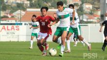 Internal Game Timnas U 19, Shin Tae-yong: Perkembangan Pemain Cukup Bagus