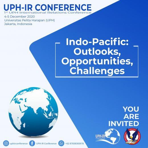Konfrensi Indo-Pasifik Digelar Secara Virtual
