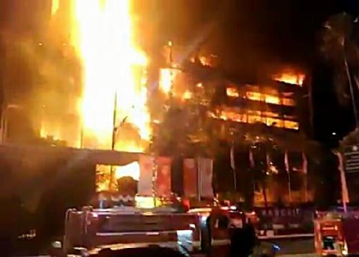 Bos Penyedia Bahan Pembersih Juga Jadi Tersangka Kebakaran Kejagung