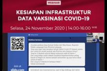 Sistem Informasi Pelaksanaan Vaksinasi Massal Dibangun Telkom, Erick Pastikan Data Pasien Aman
