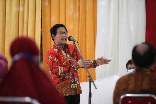 Kabar Gembira dari Gus Menteri, Pendamping Desa Tak Perlu Kuatir soal Kontrak Kerja
