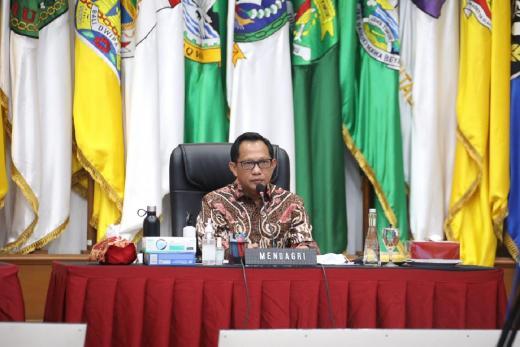 Tito Minta Jajaran Kemendagri, KPU, Bawaslu, Bentuk Tim Kecil Pantau Pemenuhan Hak Mencoblos