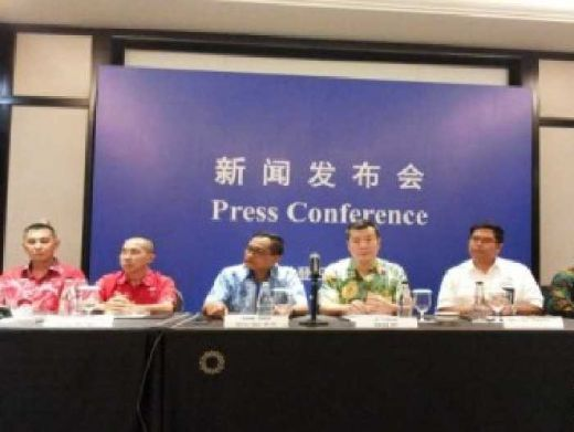 Kemenpar Garap Perayaan Imlek Bagi Wisatawan China 27-28 Februari Mendatang
